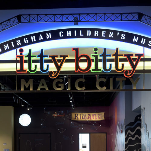 Itty Bitty Magic City